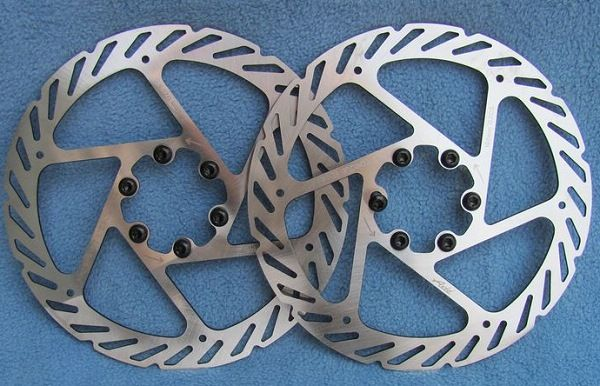 AVID G2 Disc Brake Rotor Mountain Bike MTB 160mm 6