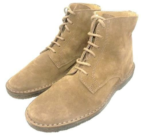 JCREW tall Suede MacAlister Boots 6.5 mens 8.5 womens
