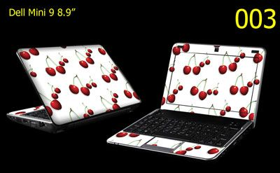 Dell Inspiron Mini 9 Skin netbook laptop Decal Skins