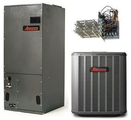 ton Amana Heat Pump ASZ130301 ARUF303016 HKR 10C