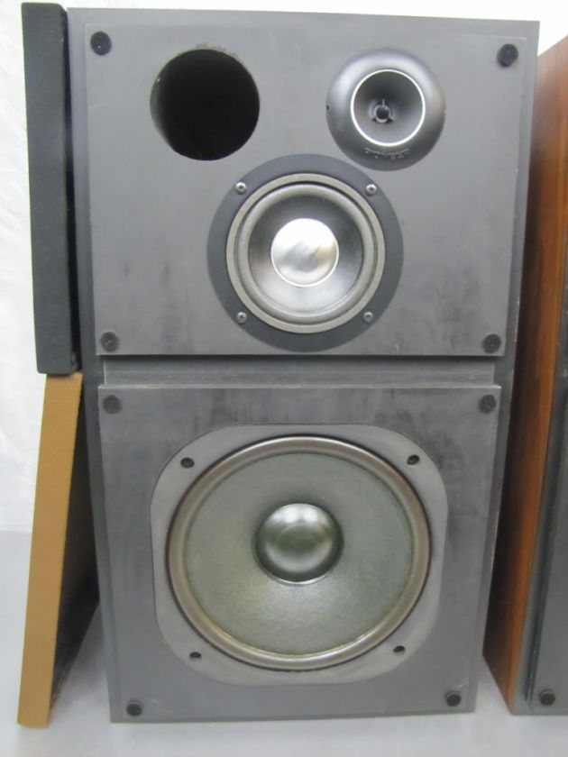 PIONEER CS R500 VINTAGE FLOOR STANDING SPEAKERS